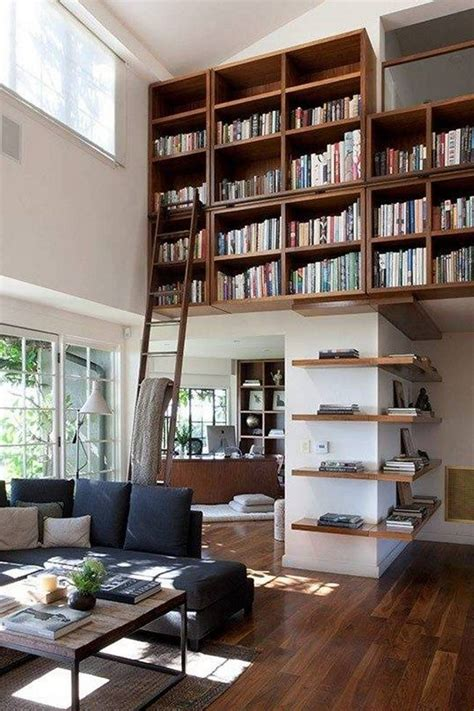 cool home decorating ideas home library ideas that makes your home more presentable