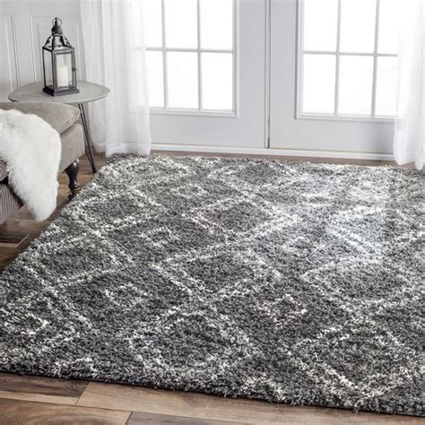berber carpet bedroom nuloom alexa my soft and plush moroccan diamond grey easy