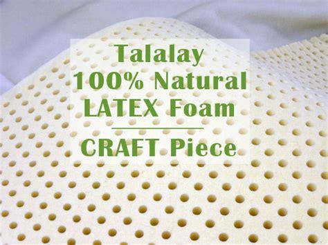 natural latex upholstery foam 100 natural talalay latex foam precut 30 x 79 5 x 0 75