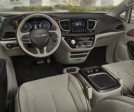 Chrysler Town And Country Interior New 2017 Chrysler Town And Country Renamed To Pacifica