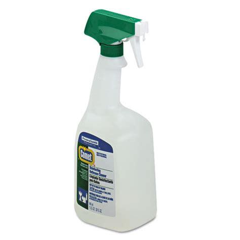 comet disinfecting bathroom cleaner comet disinfecting sanitizing bathroom cleaner 32 oz