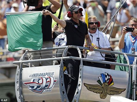Mcdreamy Starts Our Engines At The Indy 500 by Dempsey Far From Done With After Grey S