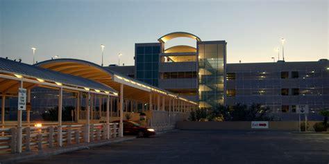 Bc Garage San Antonio by City Of San Antonio International Airport Parking Garage