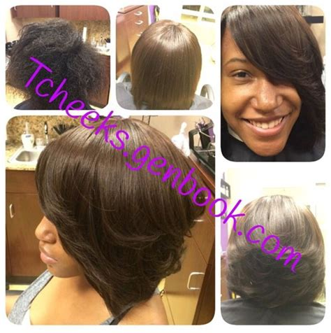 how cover thinning hair in a sew in 8 best images about full sew in no leave out this style