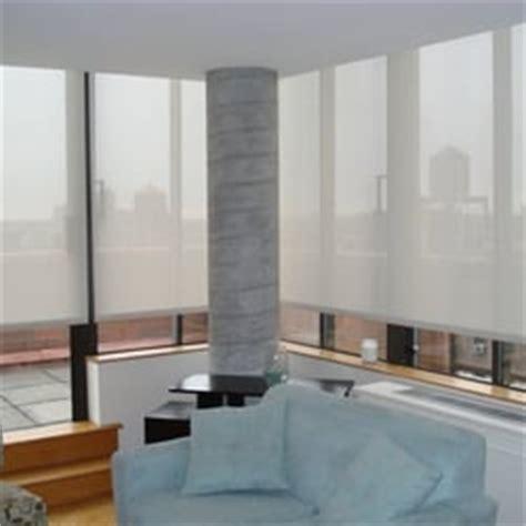 ls plus custom shades window blinds nyc 2017 grasscloth wallpaper