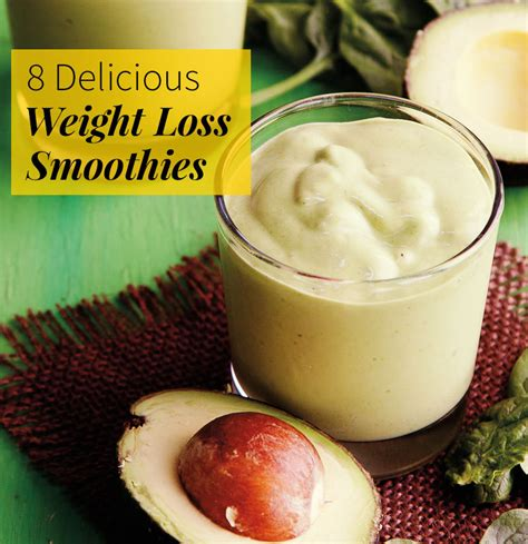 8 weight loss smoothies 8 delicious weight loss smoothies fitness magazine