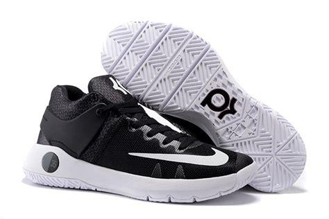cheap nike kd trey 5 iv black grey white basketball