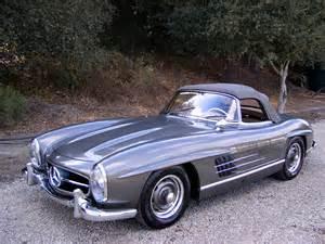 Mercedes 300 Sl For Sale Sold 1957 Mercedes 300sl Roadster Grundfor
