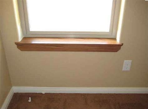 interior window trim ideas studio design gallery - Interior Window Sill Styles