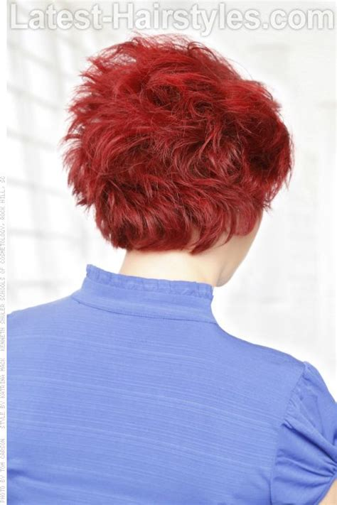 layers at crown of head choppy layers short choppy haircuts and choppy haircuts