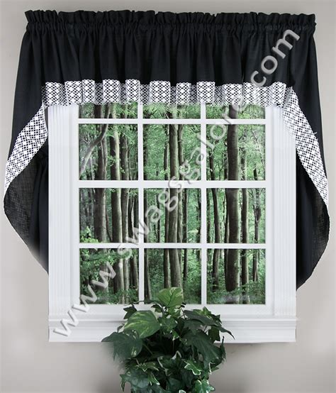 Burgundy Swag Curtains Salem Swag Pair Burgundy Lorraine Swag Jabot Curtains