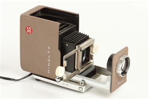 Slide Proyektor Mini minolta mini projector