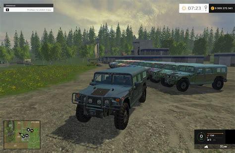 H1 Ls hummer h1 alpha for fs 2015 farming simulator 2017