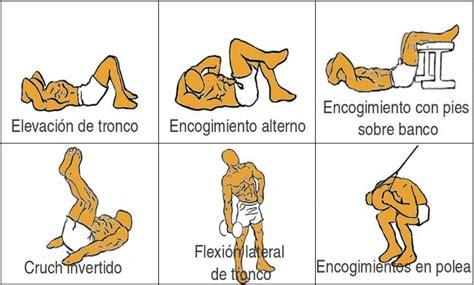 abdominales en casa para hombres rutinas y consejos que te har 225 n acentuar los abdominales