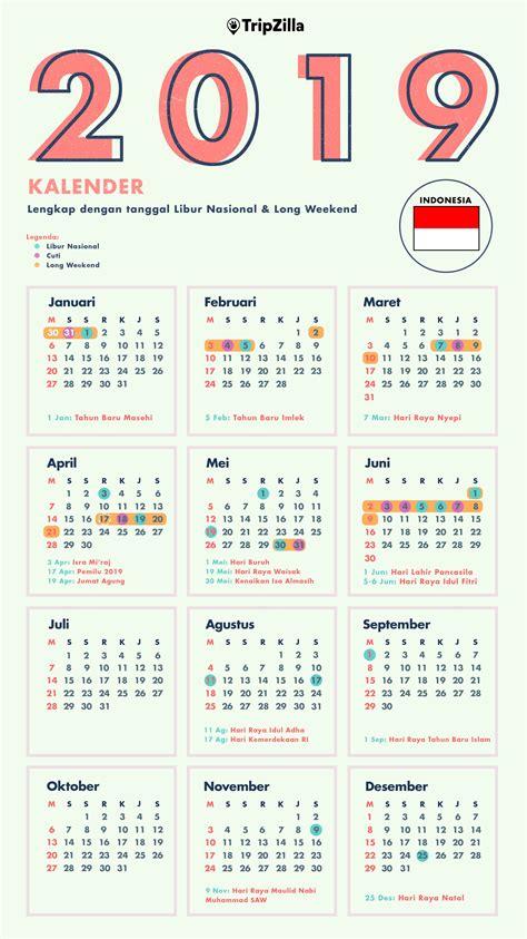 kalender libur nasional  indonesia   desain