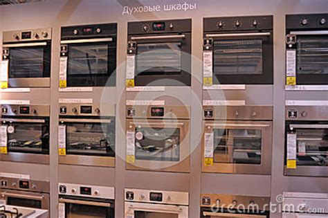 home appliances store editorial image image of shopping home appliance store row of ovens editorial photo image