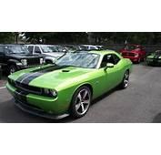 2011 Dodge Challenger 392 Envy With Green For SaleLOADED