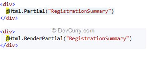 render partial view in layout mvc partial views in asp net mvc 3
