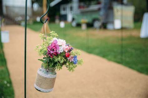 Wedding Aisle Jars by Santorini Wedding Inspiration 15 Ways To Decorate Your