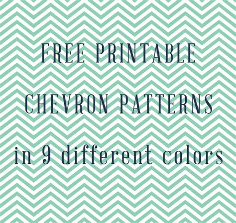 chevron template 8 best images of free printable chevron pattern free