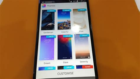 themes for huawei honor 3c huawei ascend p7 mini review thin light strong