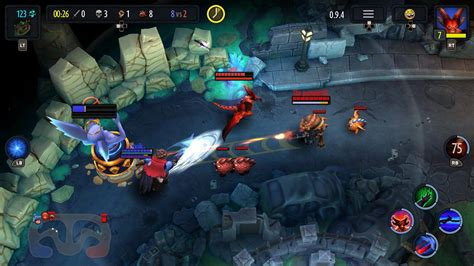 heroes of soulcraft moba android apps on play