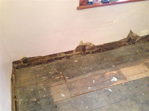Repairing damaged walls / skirting removal   DIYnot Forums