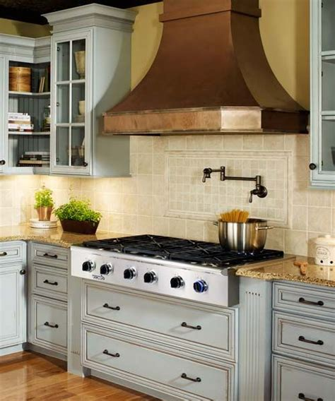 Copper Kitchen Exhaust by 84 Best Images About Vent Decorating On