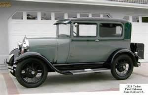 mafca 1929 vehicles