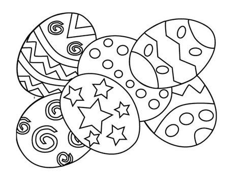 free easter printable coloring pages for kids easter