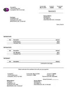 mobile phone invoice template image gallery invoice phone