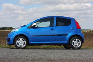 Peugeot 107 Images Peugeot 107 Hatchback 2005 2014 Photos Parkers