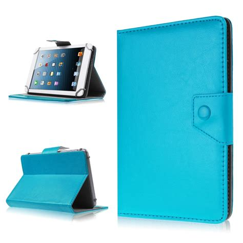Casing Tablet 10 Inch universal flip leather cover for 7 8 9 10 10 1 inch