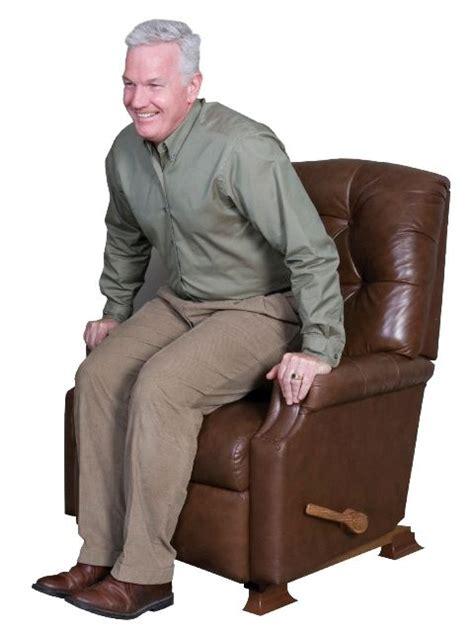 recliner riser  stander raises recliner seat height