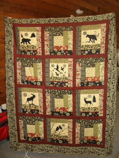 quilt pattern fabric panel 17 best images about quilting with panels on pinterest