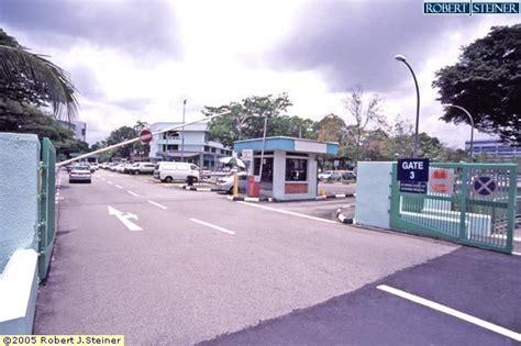 entrance of comfortdelgro driving centre building image