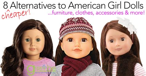 American Girl Doll Sweepstakes - 8 cheaper alternatives to american girl dolls clothes furniture more