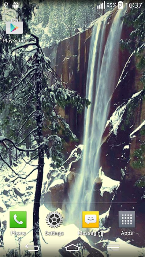 jungle waterfall live wallpaper apk waterfall sound live wallpaper 3 8 apk android personalization apps