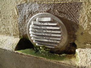 vespaio in ghiaia quali benefici porta il vespaio areato alle murature con