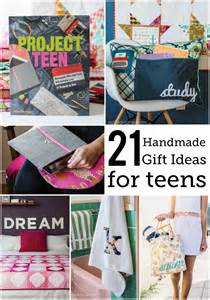 Project teen the book handmade gift ideas for teens