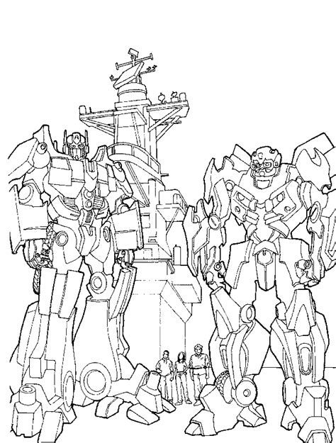 coloring pages transformers coloring home