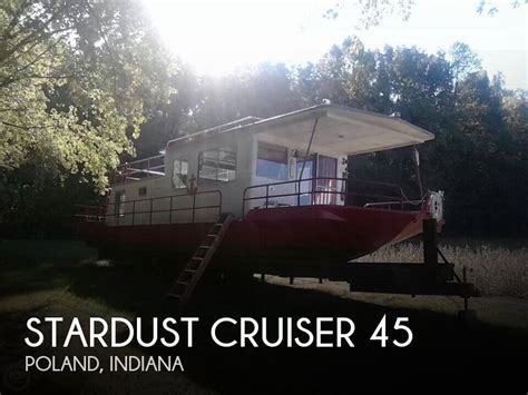 boat house warszawa stardust cruiser 45 boat for sale in poland in for