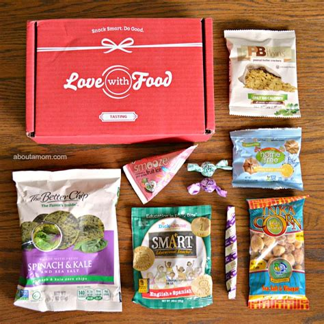 Food Boxes Delivered To Your Door by Snack Smart And Do With A With Food Subscription