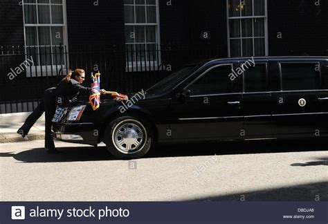 The Beast Auto by President Barack Obama S Car The Beast At 10 Downing