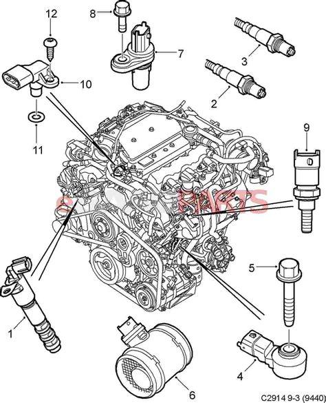 saab engine schematics free wiring diagrams