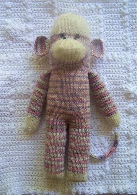 monkey knitting pattern free sock monkey knitting pattern a knitting