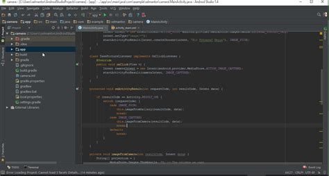 android studio tutorial stackoverflow android studio toolbar some parts missing stack overflow