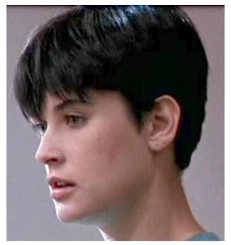 demi moore haircut in ghost the movie demi moore ghost hairstyle google search quotes