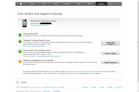 apple guarantee how to check your apple warranty status uc davis