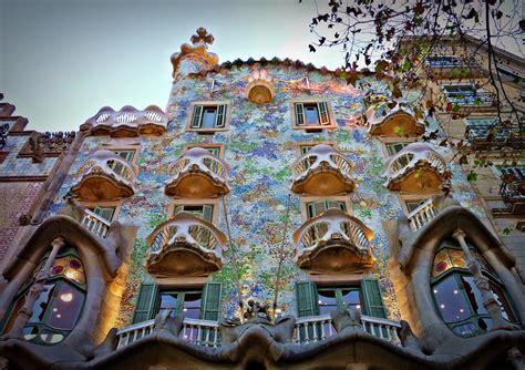 mapa de la casa de co roteiro gaud 237 em barcelona dicas de barcelona e espanha